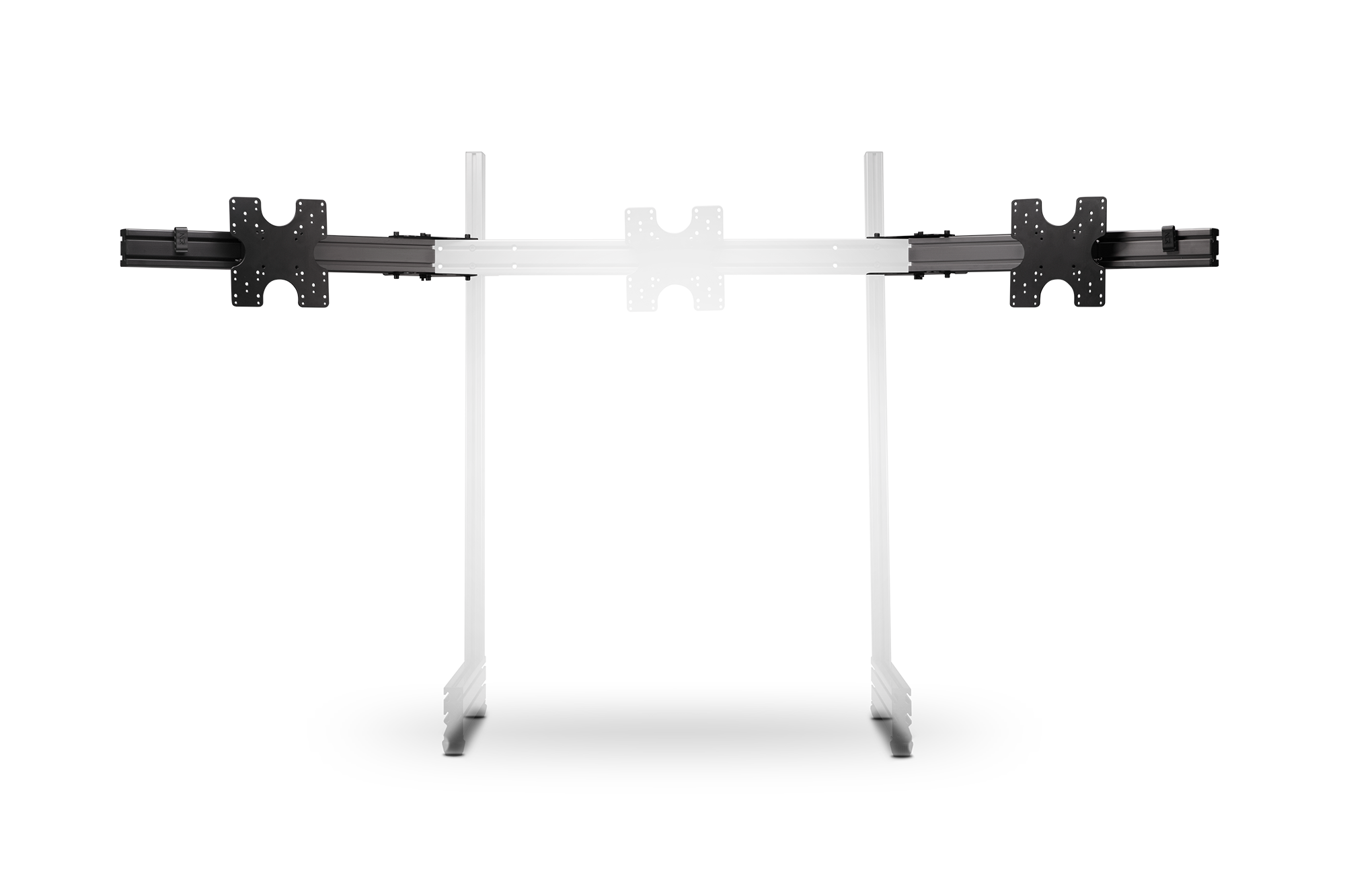 Fgt+elite Triple Monitor Stand Add On 1